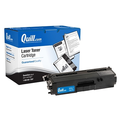 Quill Brand® Remanufactured Brother Cyan Toner Cartridge High Yield (TN-336C)
