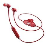 JBL E25 Bluetooth Earbuds Red