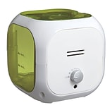 Cube Mate Humidifier, Green/White