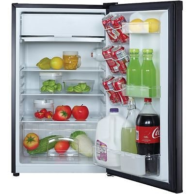Magic Chef 4.4 Cubic-ft. Refrigerator (black)
