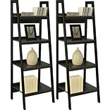 Varick Gallery Ace 60 Leaning Bookcase (Set of 2)