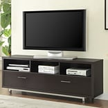Varick Gallery Oldsmar 60 TV Stand; Capuccino