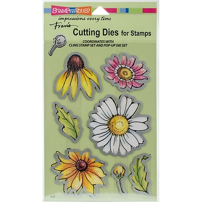 Stampendous Dies-Daisy Mix