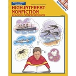 High-Interest Nonfiction Reproducible Book, Grades 6–9