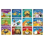 Newmark Learning® Rising Readers Leveled Books, Animal Adventures, 12 Titles