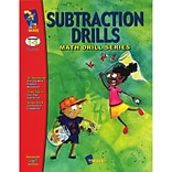 On The Mark Press Subtraction Math Drills