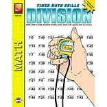 Timed Math Drills: Division