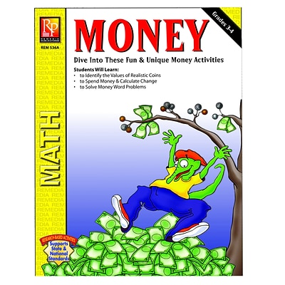 Money, Remedia Money Grades  3-4