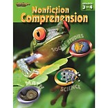Harcourt Nonfiction Comprehension For GR 3-4
