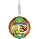 Brentwood 8 Non-Stick  Frying Pan; 2 x 8.5 W x 16 D