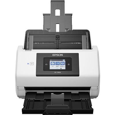 Epson DS-780N Sheetfed Scanner, 600 dpi Optical