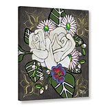 Bloomsbury Market Botanical III Painting Print on Wrapped Canvas; 10 H x 8 W x 2 D