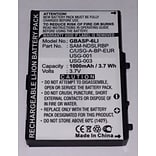 Ultralast 3.7 Volt  Lithium Ion Video Game Battery for Nintendo DS Lite (GBASP-6LI)