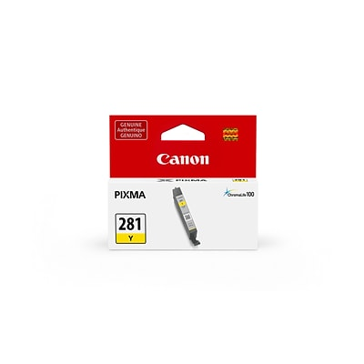 Canon CLI-281 Yellow Ink Tank Cartridge CLI 281 Y