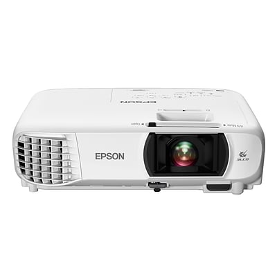 Epson Home Cinema 1060 1080p 3LCD Projector, White