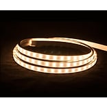 The Holiday Aisle 18 ft. LED Rope Light; 0.25 H x 0.56 W x 216 D