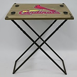 Evergreen Enterprises, Inc 19.9 Rectangular Folding Table; St. Louis Cardinals