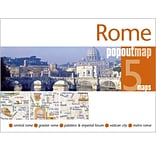 Universal Map Rome PopOut Map