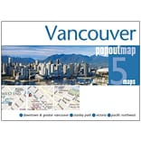 Universal Map Vancouver PopOut Map