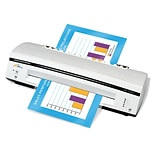 Royal Sovereign 4 Roller Pouch Laminator APL-330U, 13, Thermal and Cold