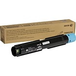 Xerox Versalink C7000 Cyan Toner Cartridge, (106R03760), High Yield