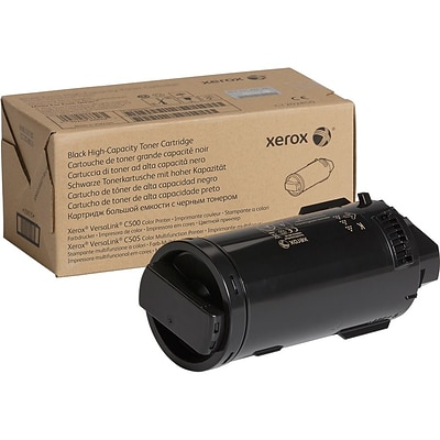 Xerox Original Black Toner Cartridge (106R03869), High Yield