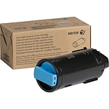 Xerox Original Cyan Toner Cartridge