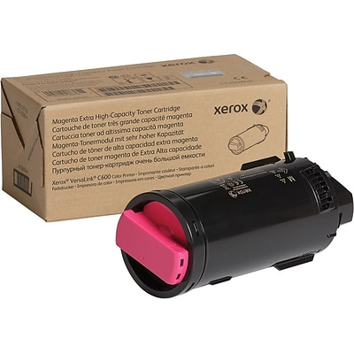 Xerox Original Magenta Toner Cartridge (106R03917), Extra High Yield