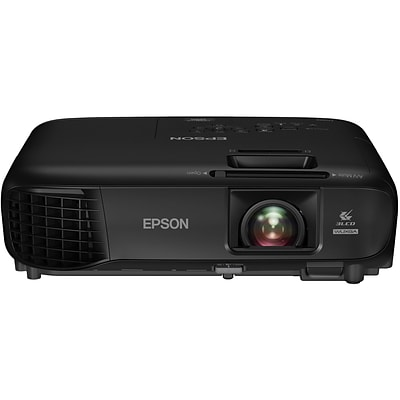 Epson PowerLite 1286 LCD Projector, 1080p, HDTV, 16:10