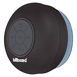Billboard Shower Speaker, Black