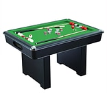 Hathaway™ Renegade 54 Slate Bumper Pool Table, Green