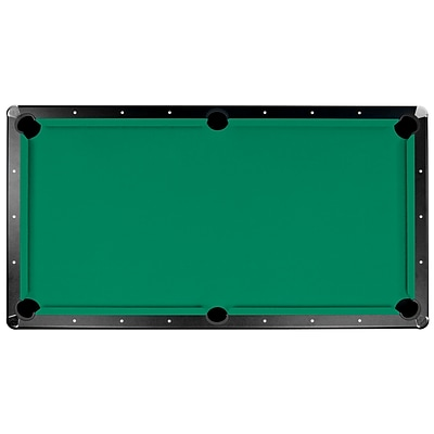 Championship Saturn Ii 8 Billiard Cloth Pool Table Felt, Green