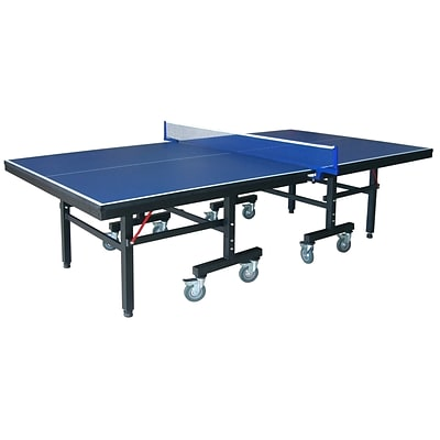 Hathaway™ 108 x 60 x 30 Victory Professional Grade Table Tennis Table, Blue