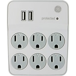 GE Surge-Protector Tap Wall Mounted Outlet