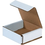 3 x 3 x 1 Corrugated Mailers, 50/Bundle (M331)