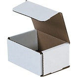 4 x 3 x 2 Corrugated Mailers, 50/Bundle (M432)