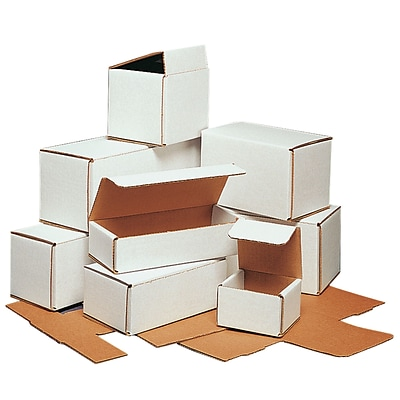 27 1/2 x 3 1/2 x 3 1/2 Corrugated Mailers, 50/Bundle (M2733)