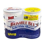 Bumble Bee Solid White Albacore Tuna, 5 oz., 8 Pack (107490)