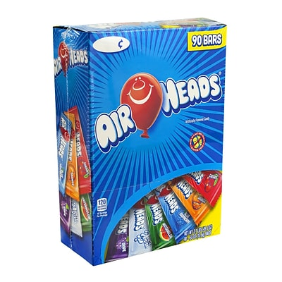 Airheads Variety Box, 90 Bars (06711)