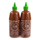 Sriracha Hot Chili Sauce, 28 oz., 2 Pack (00010)