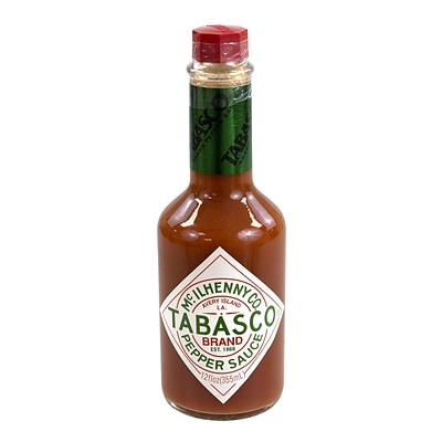 Tabasco Pepper Sauce, 12 fl. oz. (00003)