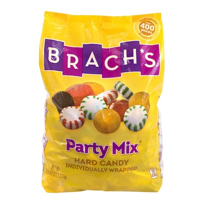 Brach's Party Mix Hard Candy, 5 lb. (01372)