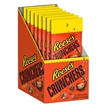 REESES CRUNCHERS Snacks, 1.8 oz., 8 Count (45352)