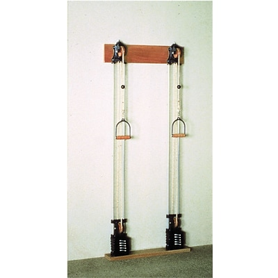 Single Handle Weight System (Chest) with 20 Lb, Dual Weight Stack