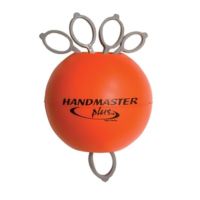 Handmaster Plus Hand Exerciser, Orange, Strength Training