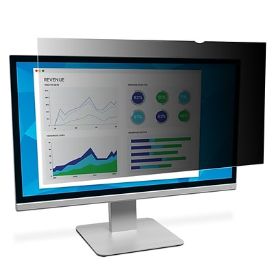 3M™ Privacy Filter for 30 Widescreen Monitor (16:10) (PF300W1B)