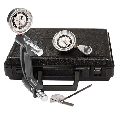 Baseline 3-Piece Hd Hand Evaluation Set (1 Ea: Dynamometer, Pinch Gauge, Goniometer)