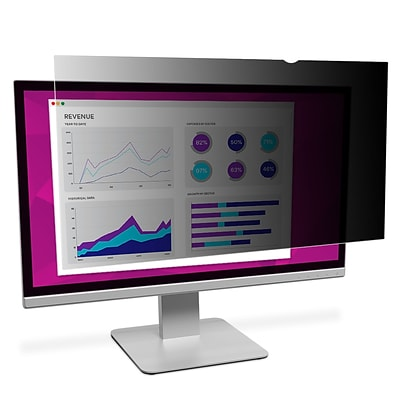 3M™ High Clarity Privacy Filter for 24 Widescreen Monitor (HC240W9B)
