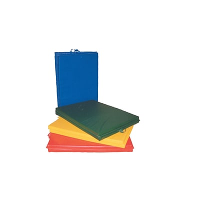 4 x 7 Center-Fold Mat with Handles, 1-3/8 Ethefoam