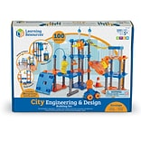 Learning Resources City Engineering & Design Building Set (LER2843)